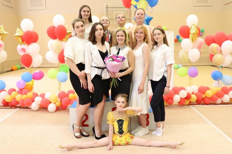Baby Cup — МЭИ Энергия — Клуб художественной гимнастики ...